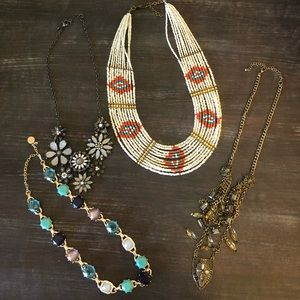 Jewelry - Statement Necklaces